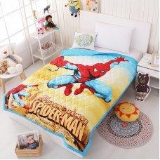 Одеяло Человек Паук стеганое (Spiderman)