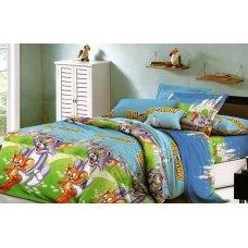 Комплект постельного белья Том и Джерри